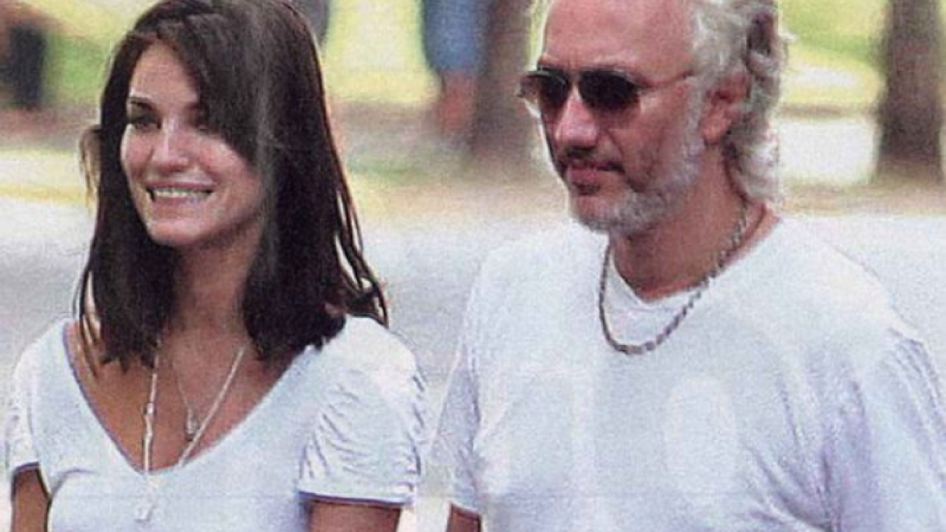 Florencia Fabbiano y Andy Kustnezoff. Foto: Paparazzi.