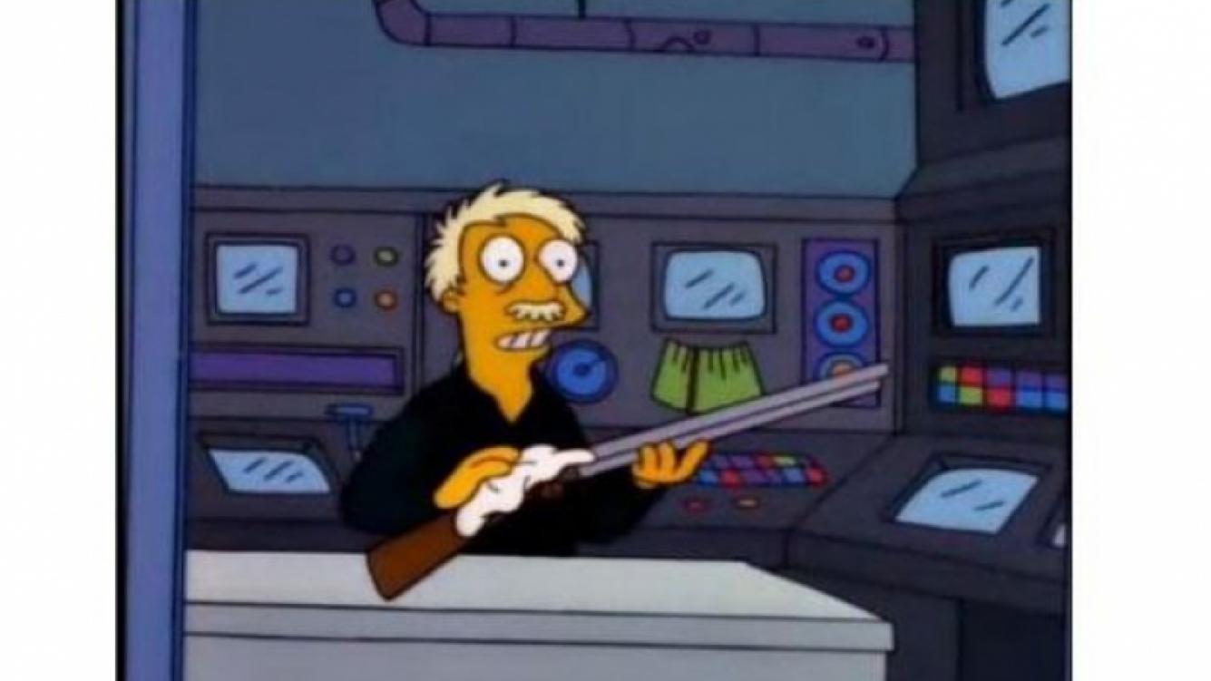 Escena en la planta de Springfield. (Foto web)