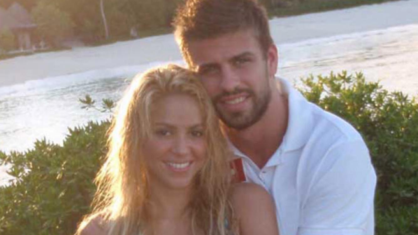 Shakira y Gerard Piqué, la pareja del momento. (Foto: @Shakira).