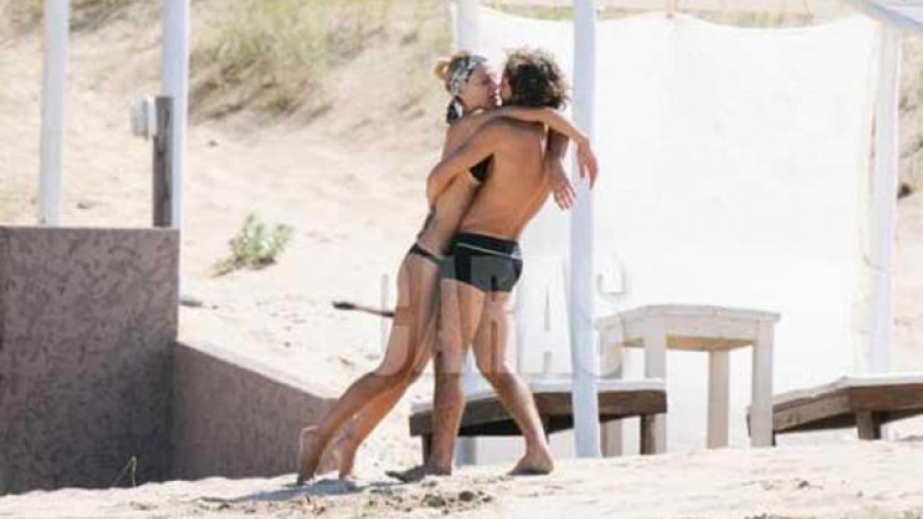 Eugenia Tobal y Nicolás Cabré, un romance único. (Foto: Caras.com.ar)