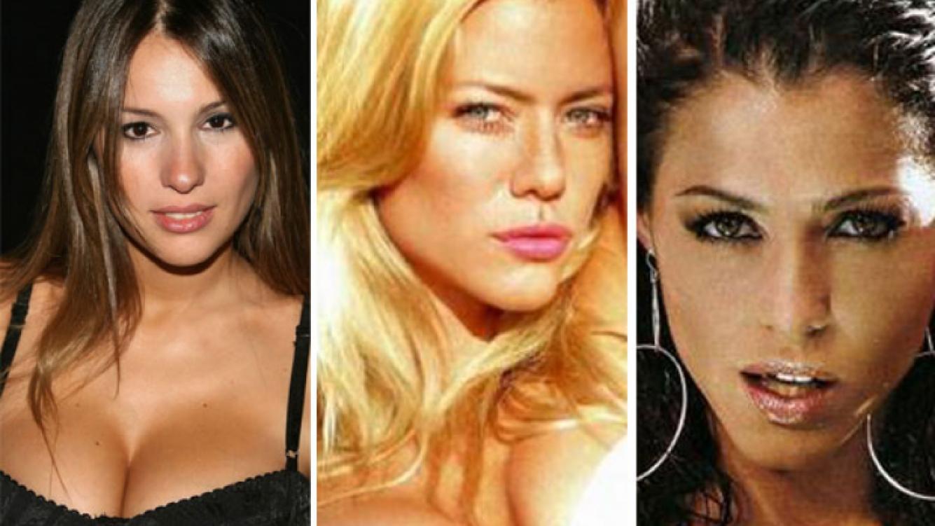 Pampita, Nicole Neumann y Pamela David estarán en el BAAM.