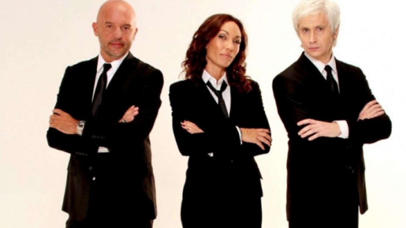 El trío de la conducción de CQC. (Foto: Telefe).
