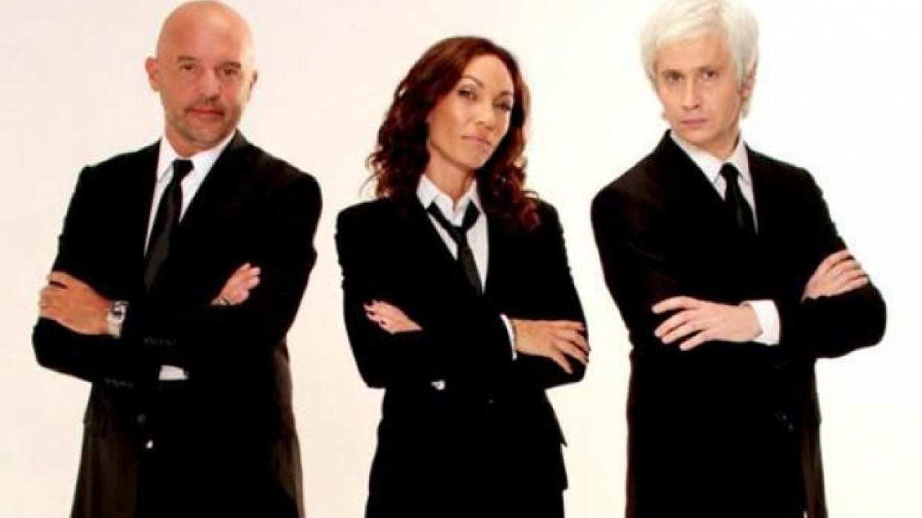 El trío de la conducción de CQC. (Foto: Telefe)