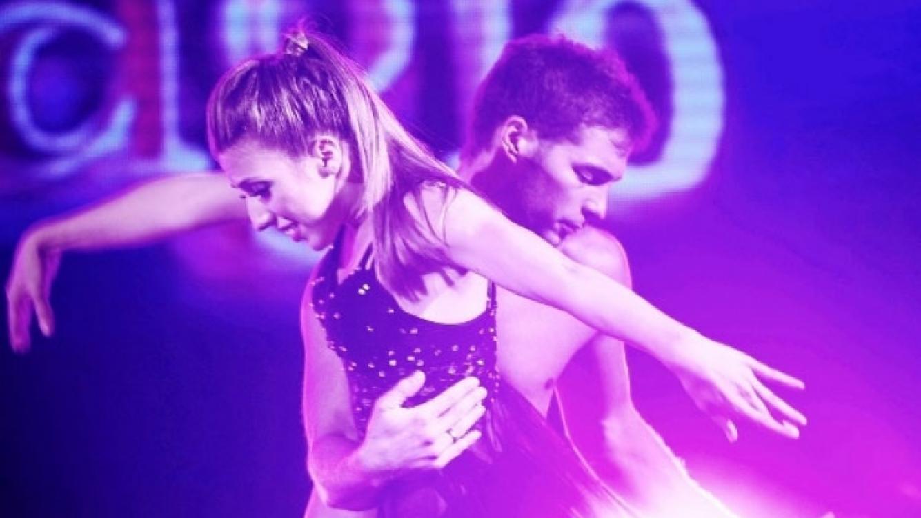 Mariana Conci y Gabriel Martina. (Foto: El Trece).