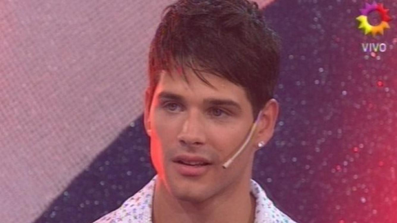 Jonathan, eliminado de Soñando por Bailar (Foto: Captura TV)