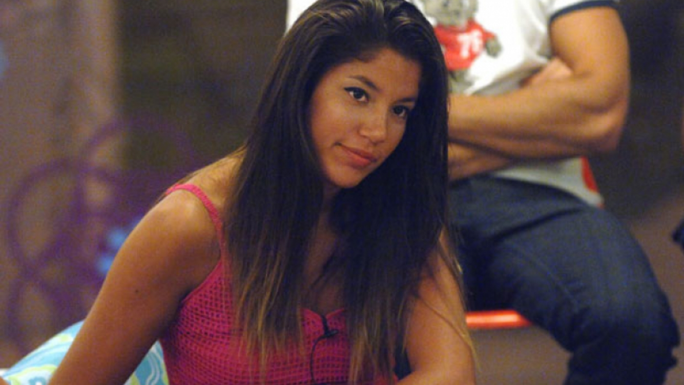 Gisele Marchi, expulsada por segunda vez de Gran Hermano 2011. (Foto: Telefe)