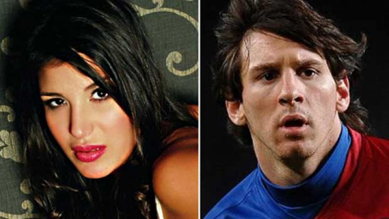 Andrea Rincón, ¿Estuvo con Lionel Messi?. (Foto: Web).