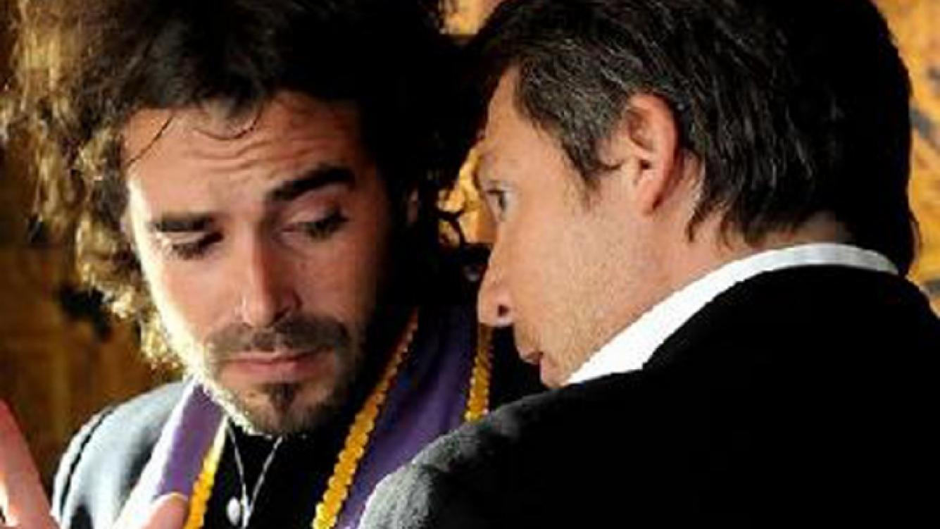 Axel y Nielsen se encontrarán cara a cara (Foto: Web)