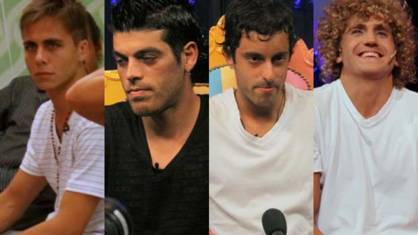 Los cuatro finalistas. (Foto: Telefe)