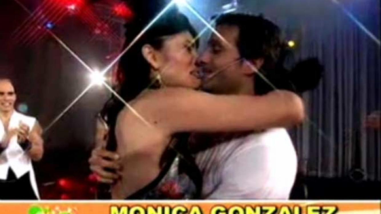 Mónica González y José María Listorti. (Foto: ElTreceTV.com.ar)