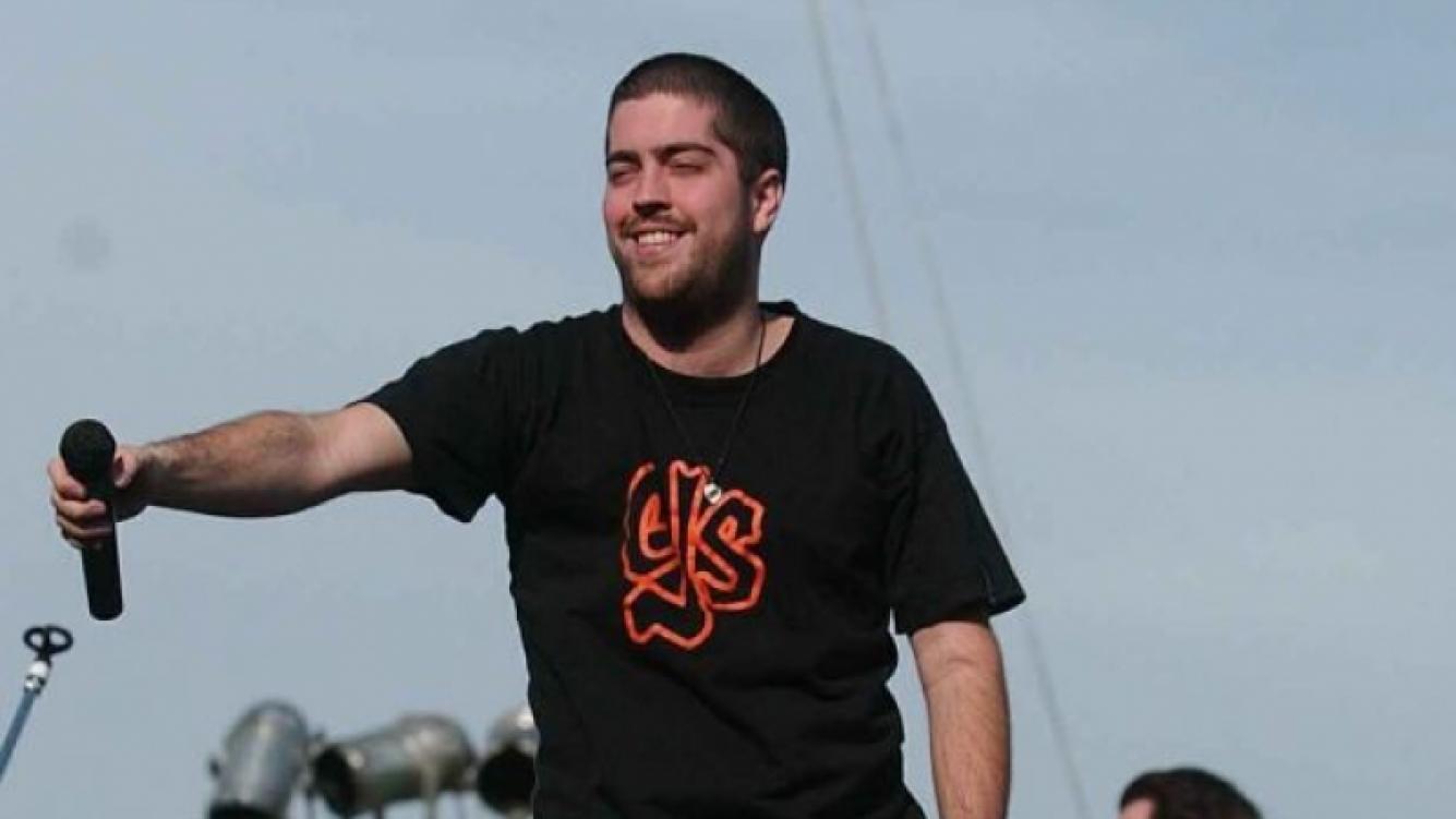 Patricio Santos Fontanet, líder de la banda Callejeros. (Foto: Web)