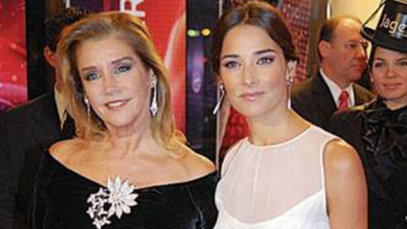 Marcela Tinayre y Juana Viale. (Foto: Web)