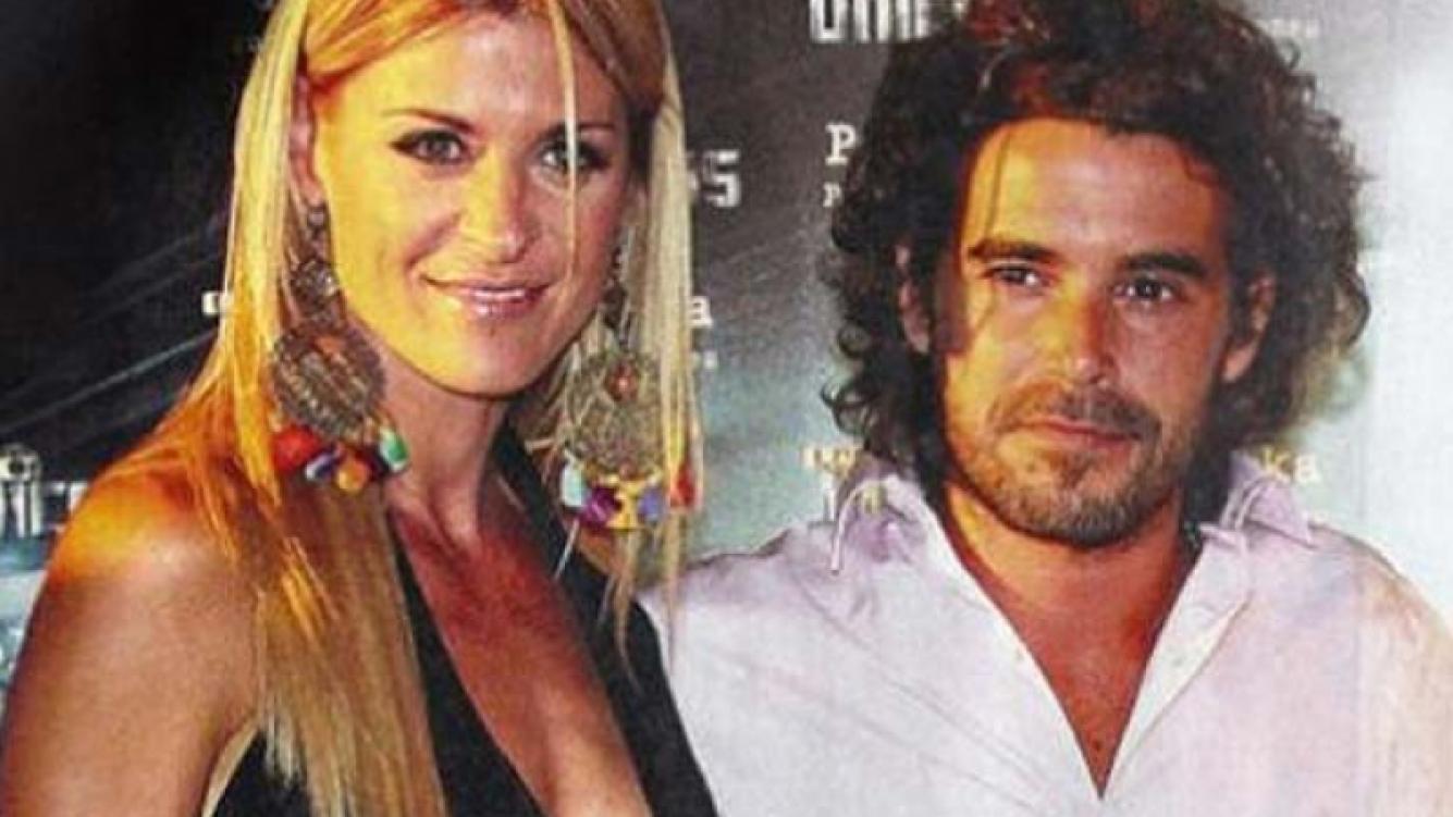 Eugenia Tobal y Nicolás Cabré.
