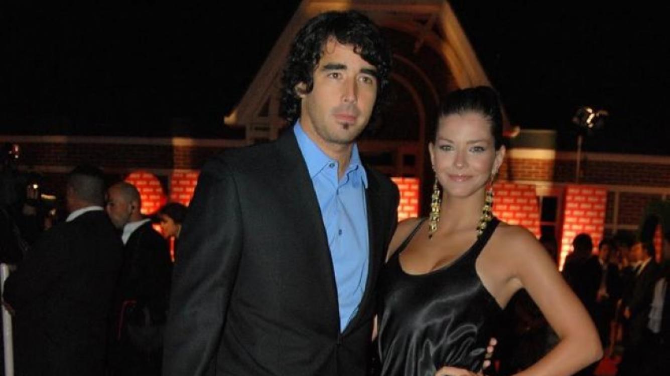 Nacho Viale y Eugenia Suárez, juntos. (Foto: Web).