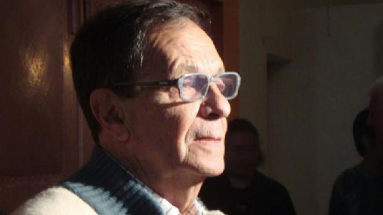 Guillermo Bredeston, internado por un ACV. (Foto: Web)