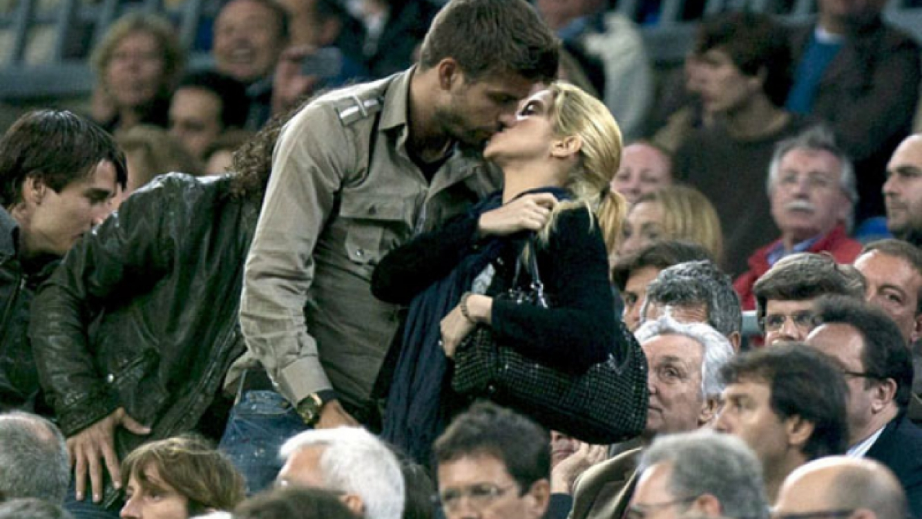 Shakira y Gerard Piqué: la pareja del momento. (Foto: Web)