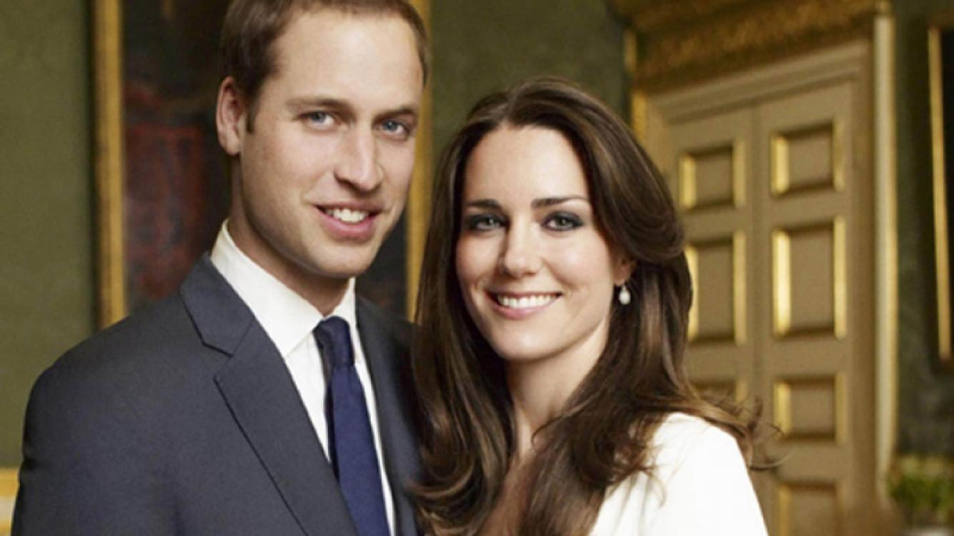 La pareja real. (Foto: web)