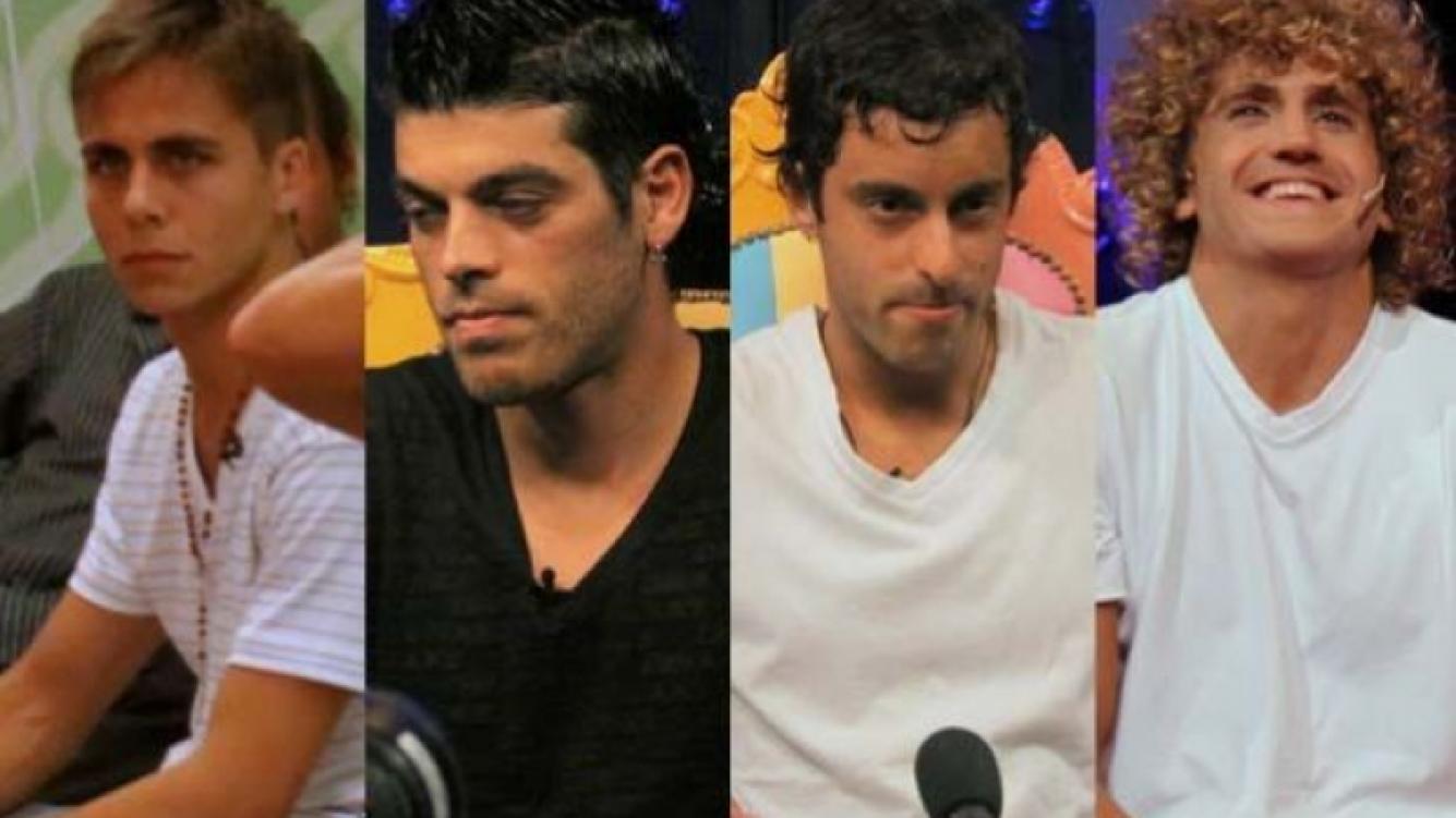 Los finalistas de Gran Hermano 2011.