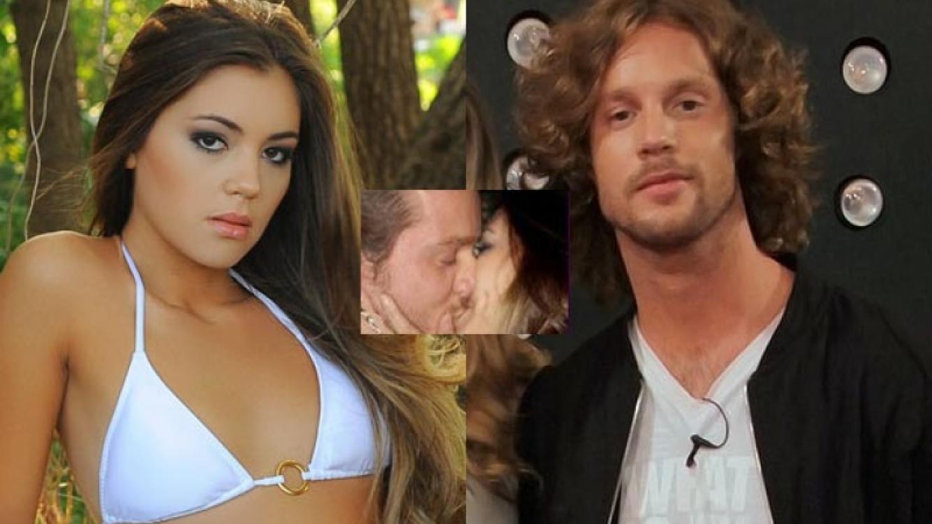 Natalí y Jony K confirmaron su noviazgo fuera de Gran Hermano. (Foto: Telefe)