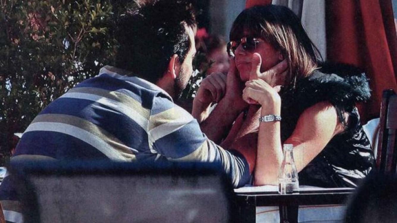 Male y Miguel, enamorados. (Foto: Paparazzi).