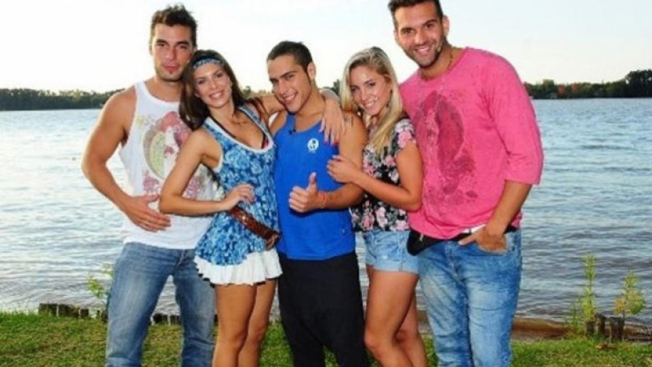 Los finalistas de Soñando por bailar se despidieron de la isla.