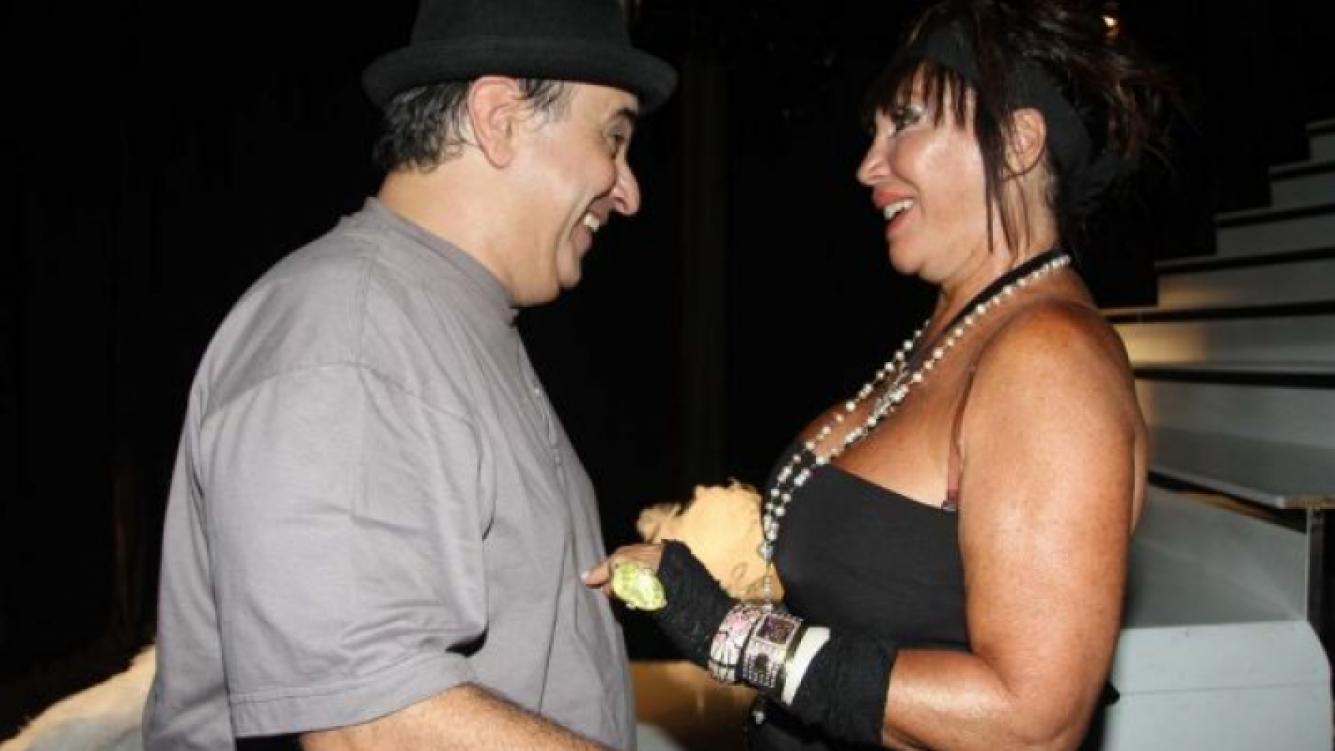 ¡Falsa alarma! Moria desmintió una discusión con su compañero de elenco Miguel Ángel Rodríguez (Foto: Web)