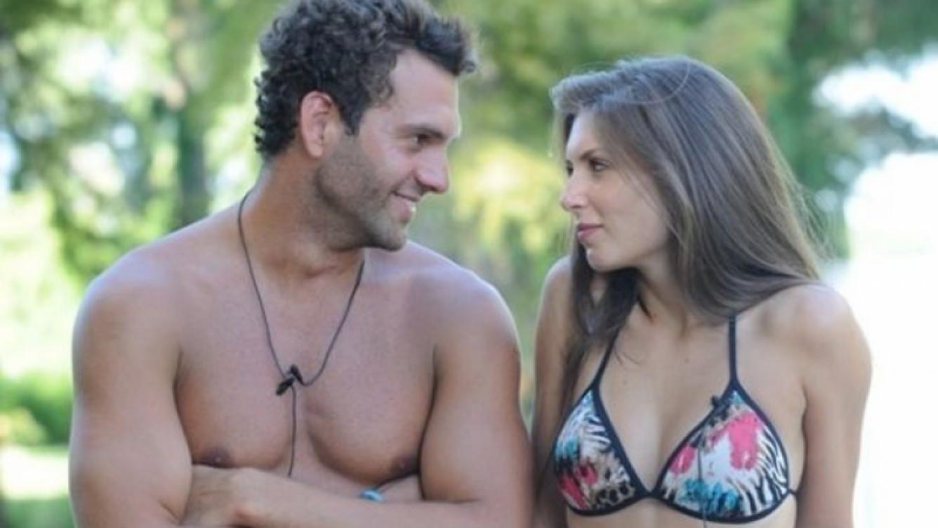 Hernán y Eugenia, finalistas. (Foto: El Trece).