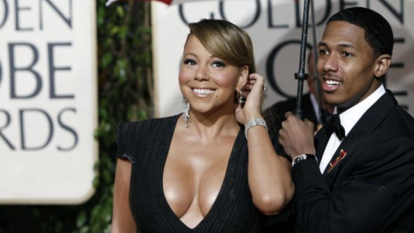 Mariah Carey y su marido Nick Cannon fueron papás de mellizos. (Foto: Web)