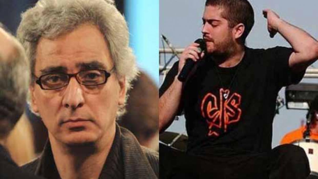 Omar Chabán y Patricio Fontanet. (Fotos Web)