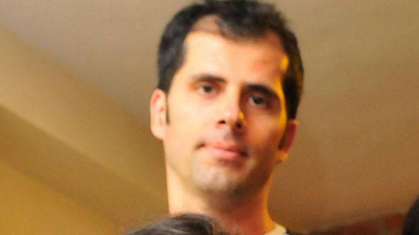 Javier Bustos Fierro, el padre de Agustín, protagonista del escándalo (Foto: Web).
