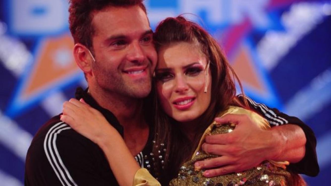 Hernán y Eugenia, la gran final. (Foto: Prensa El Trece)