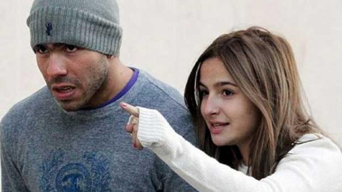 Cralos Tevez confirmó sus eparación de Brenda Asnicar. (Foto: Web).
