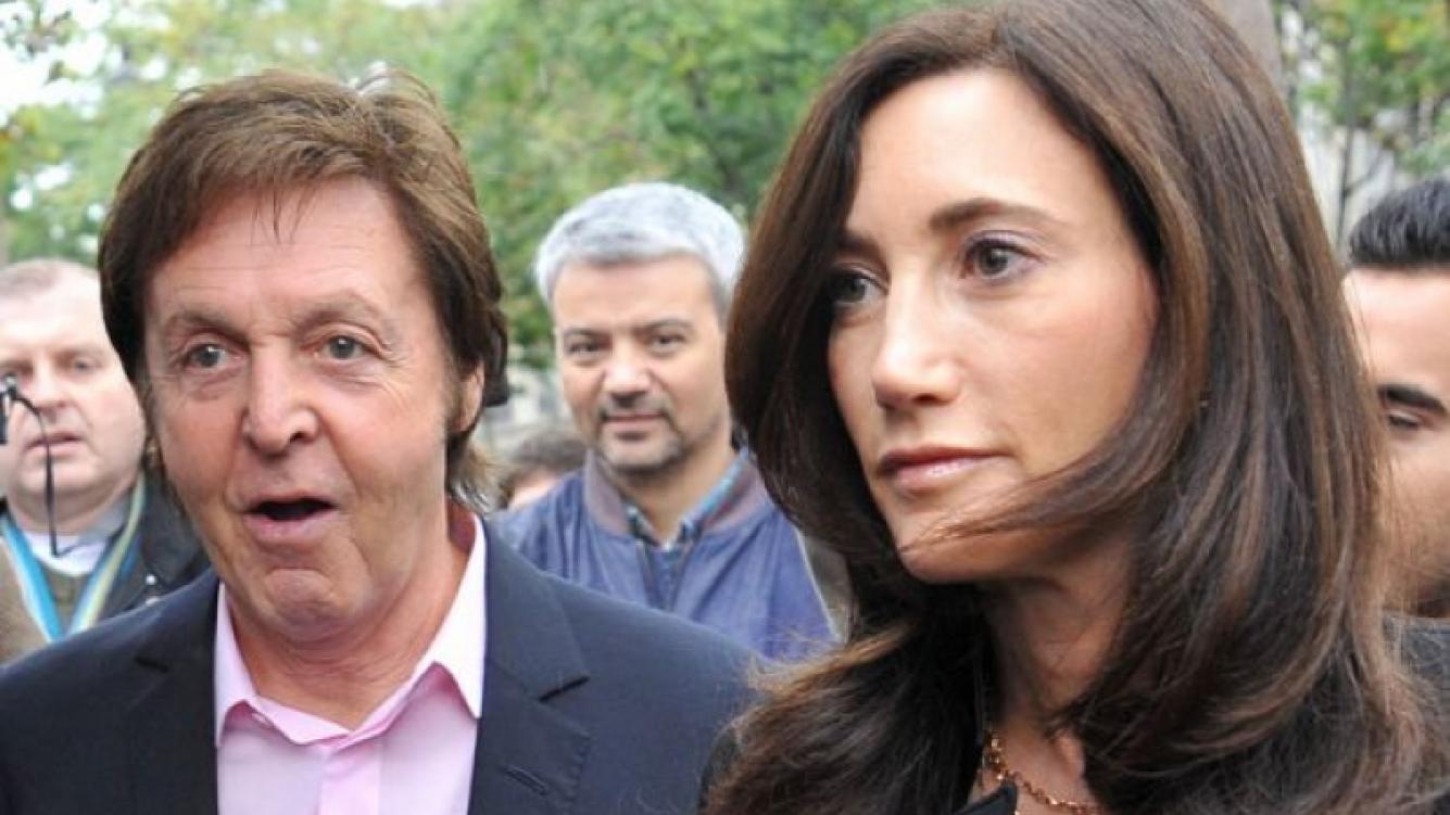 Paul McCartney se vuelve a casar. (Foto: Web)