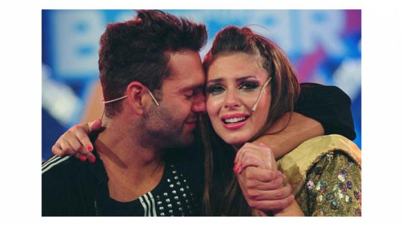 Hernán y Eugenia, finalistas de Soñando. (Foto: El Trece).
