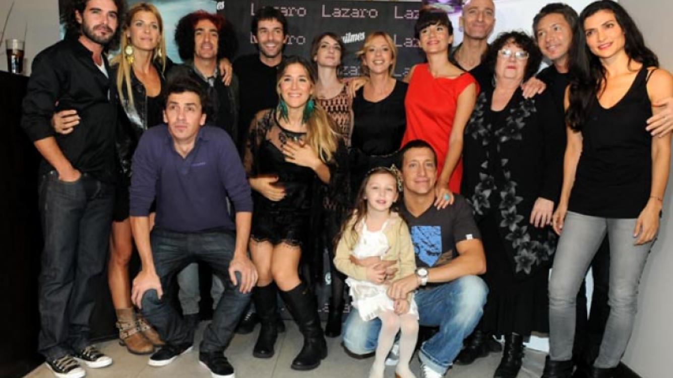 El elenco completo de la ficción éxito de Pol-ka (Foto: Prensa El Trece)