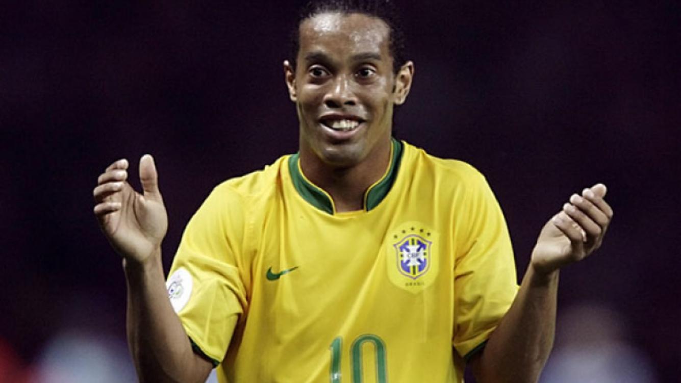 Ronaldinho bailará por un sueño. (Foto: Web).