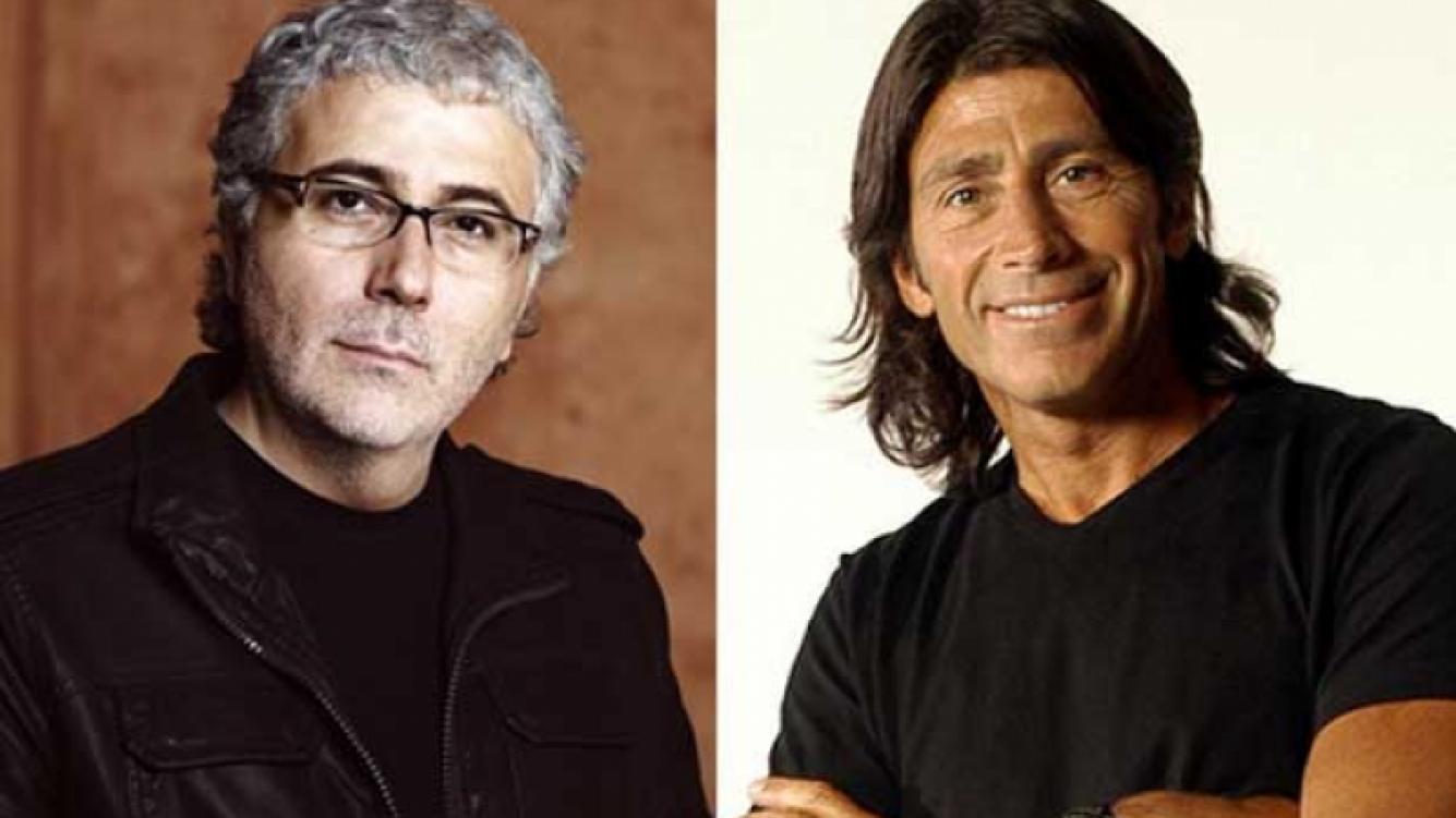 Claudio Villarruel vs. Nicolás Repetto. (Foto: Web).