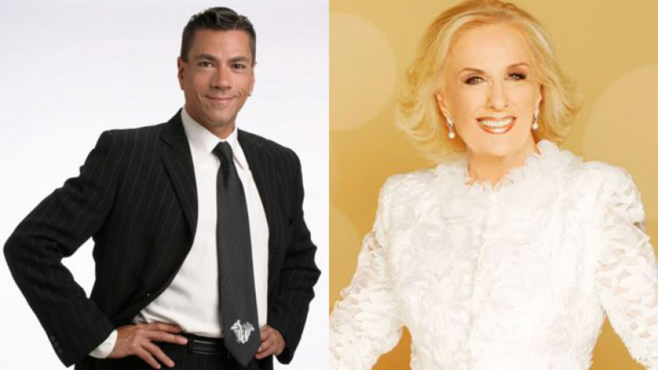 Piazza destrozó a Mirtha Legrand a través de una carta (Foto: Web).