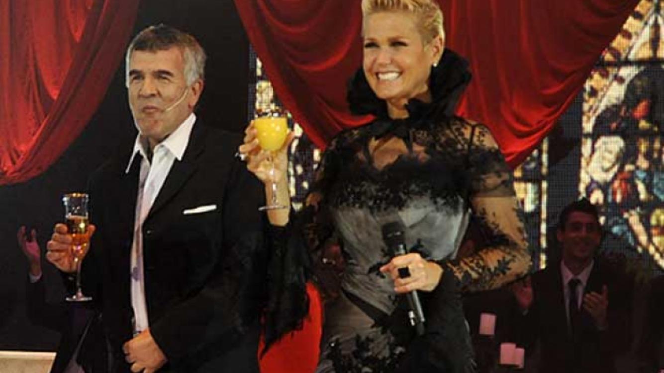 A Dady Brieva no le gustó la performance de Xuxa. (Foto: Ciudad.com-Jennifer Rubio)