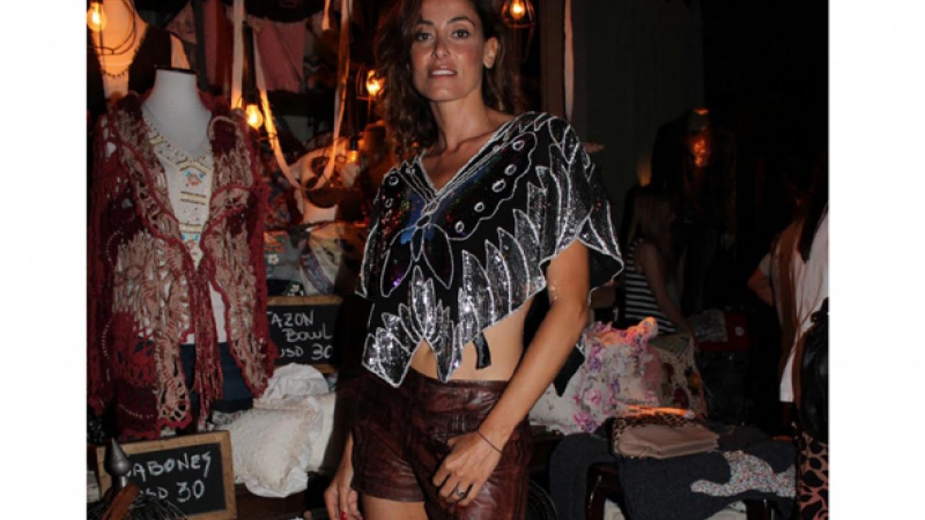 Débora Bello fue víctima de la inseguridad (Foto: Web)