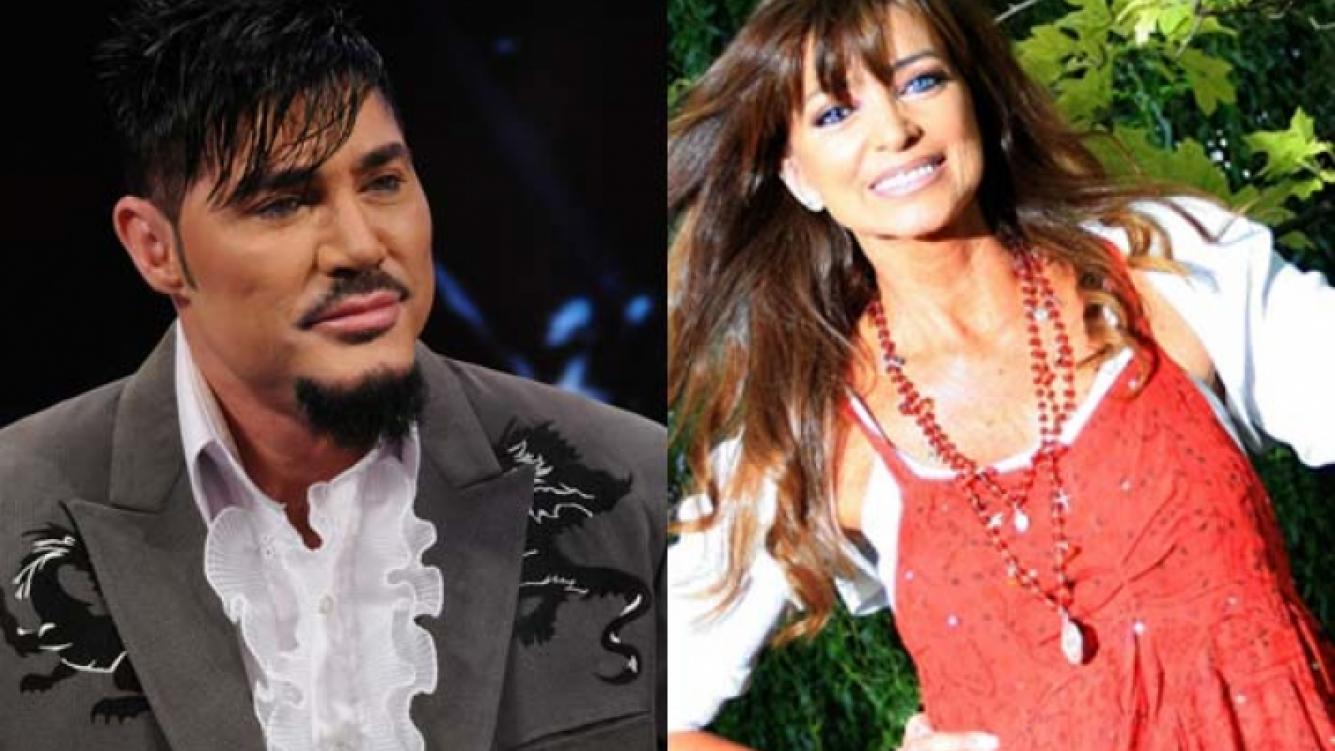 Ricardo Fort y Adriana Salgueiro. (Foto: Web)