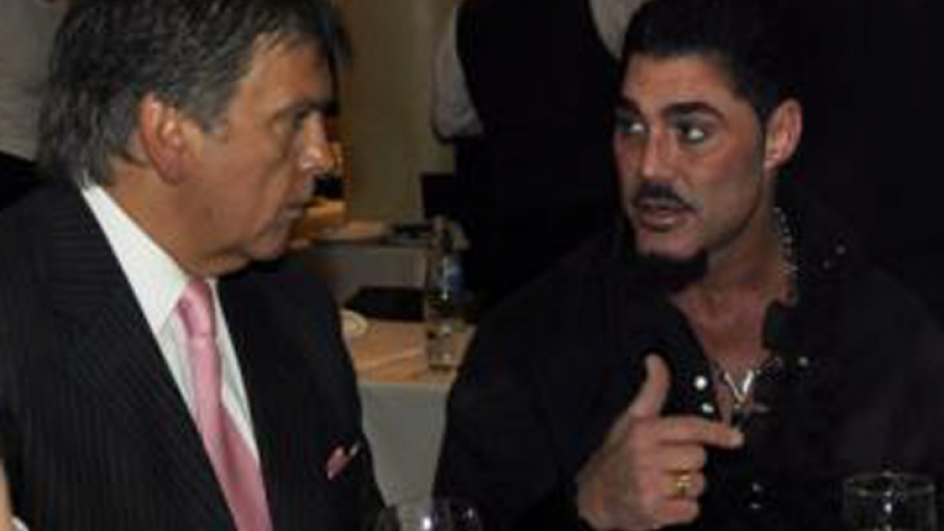 Luis Ventura y Ricardo Fort ¿Volverán a trabajar juntos? (Foto: Web)