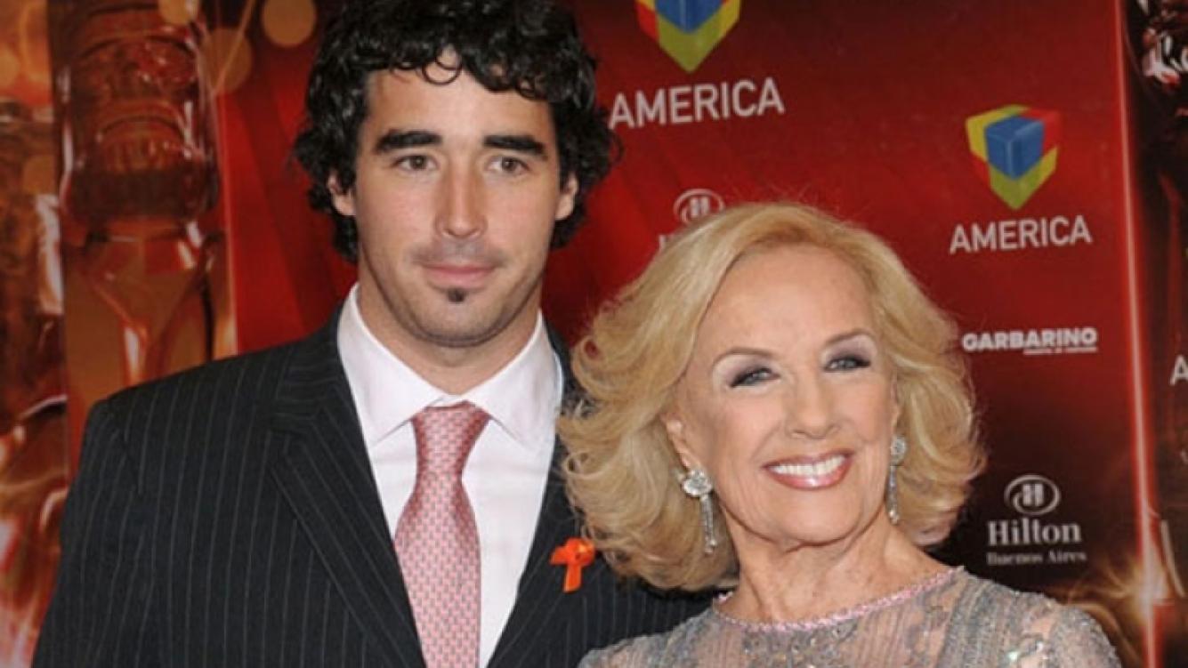 Nacho Viale habló de la posibilidad de que Mirtha Legrand vuelva a América. (Foto: Web)
