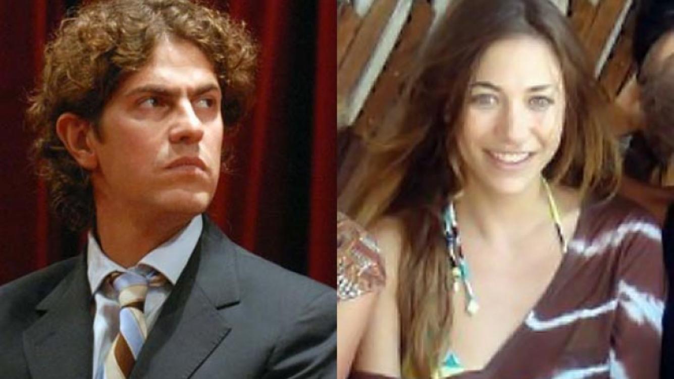 Martín Lousteau y Julieta da Representação. (Fotos: Web)