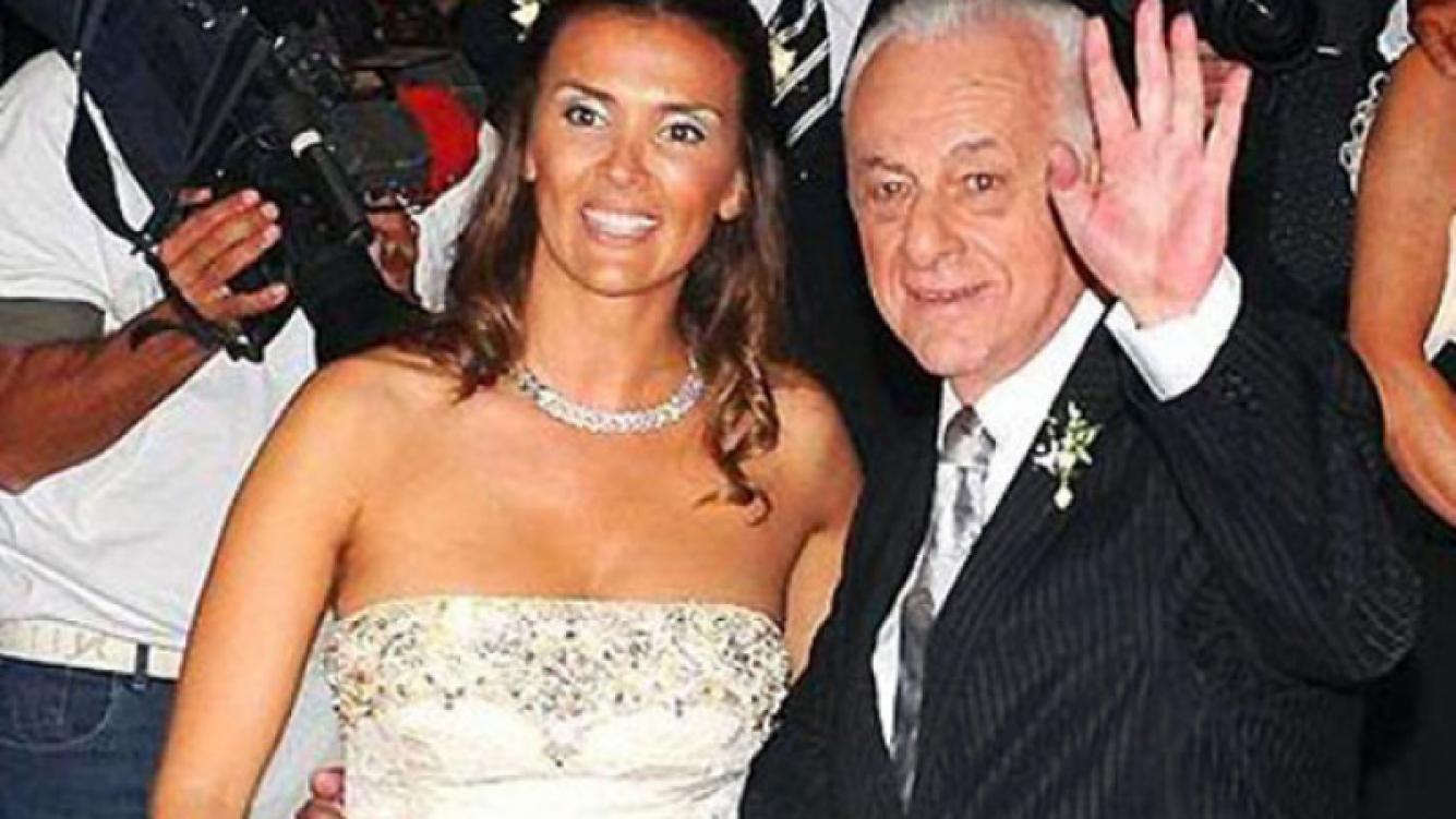 Gerardo y Sofía: nuevamente juntos (Foto: Web).