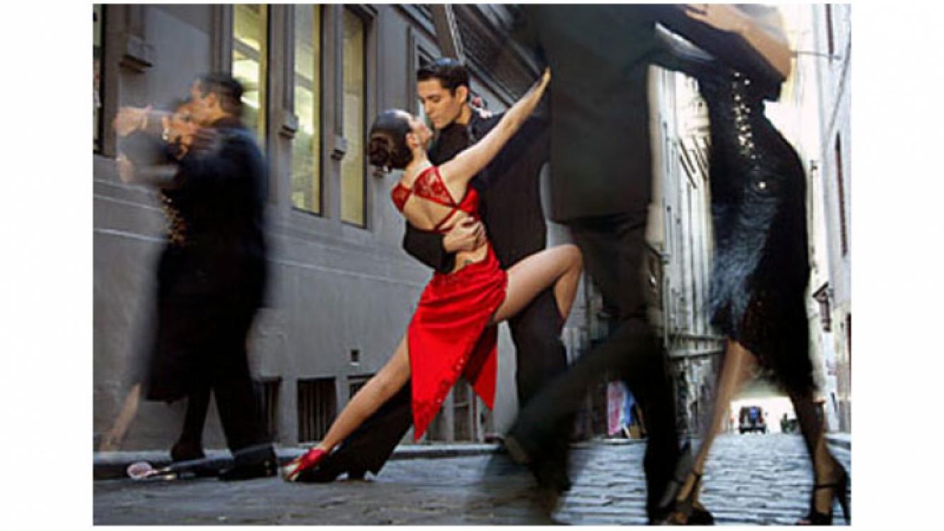 El tango en Buenos Aires. (Foto: Web).