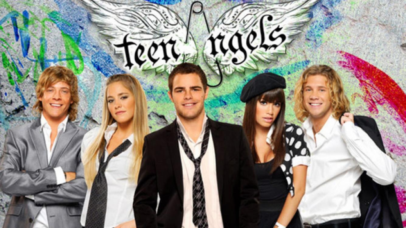 """Los Teen Angels grabaron el videoclip del tema """"Que llegue tu voz"""" (Foto: Web)."""