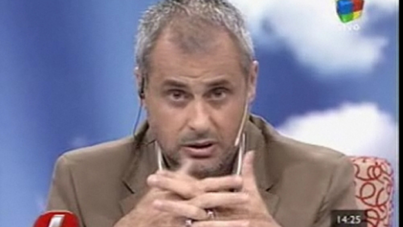 Jorge Rial se negó a hacer Intrusos.
