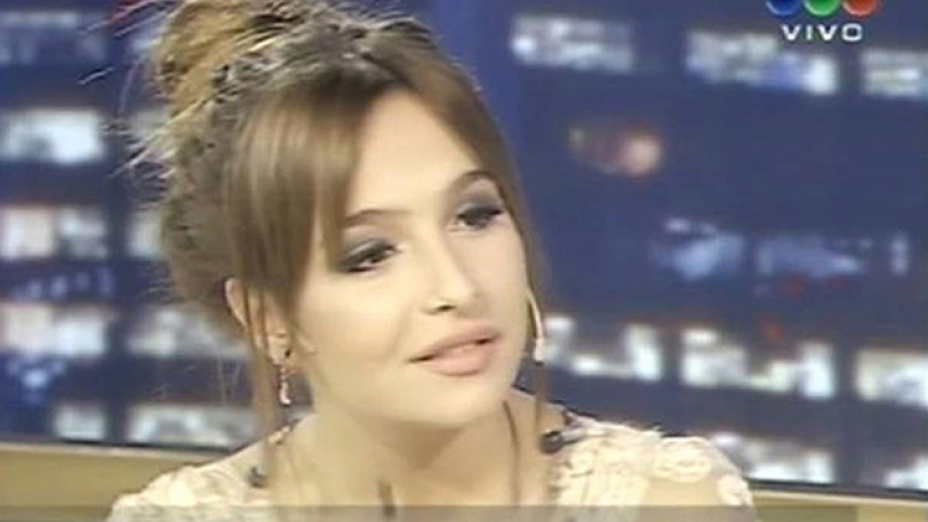 Brenda Asnicar se confesó en el living de Susana (Foto: Web).