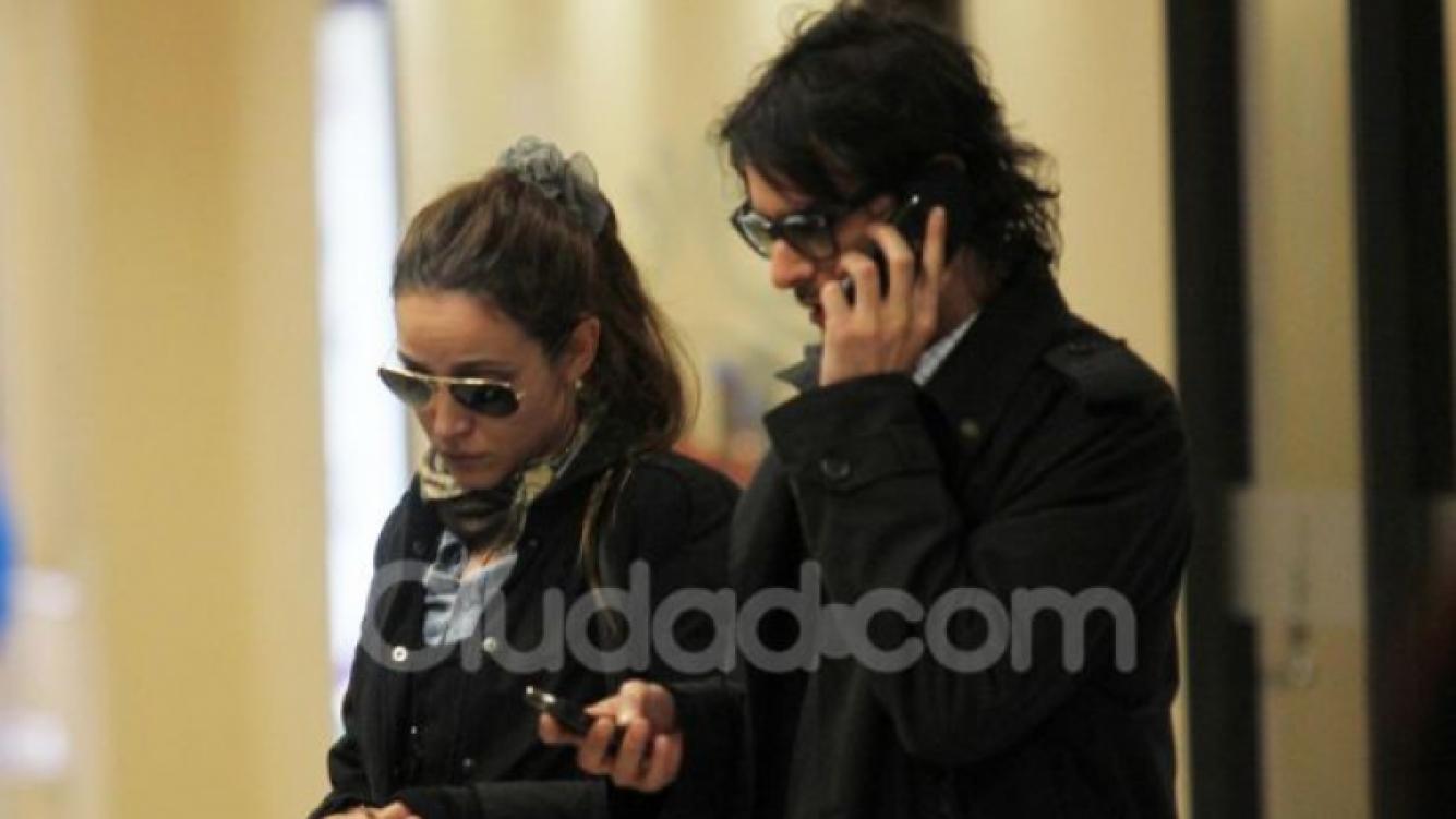 Valeria Gastaldi acompaña a Juanita. (Foto: Ciudad.com-Jennifer Rubio).